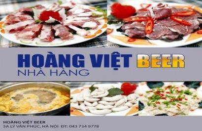 Hoàng Việt Beer