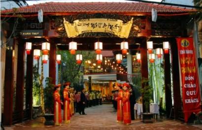 Nhà hàng Ngự Bình