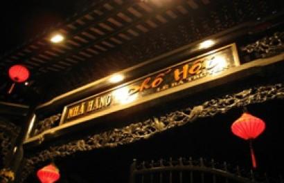 Nhà hàng Phố Hội II