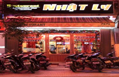 Nhà hàng Nhật Ly