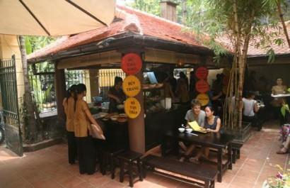Quán ăn ngon 18 Phan Bội Châu