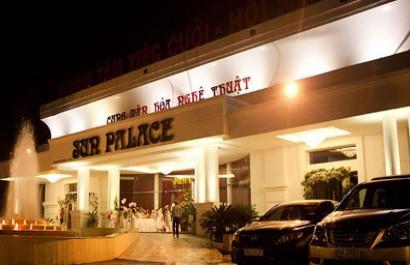 Hội nghị tiệc cưới Sun Palace