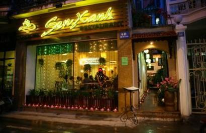 Nhà hàng Sen Xanh
