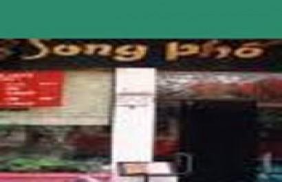 Nhà hàng Song Phố