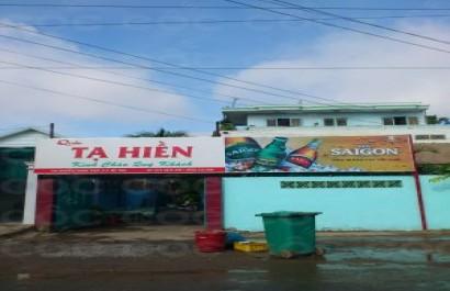 Nhà hàng Tạ Hiền