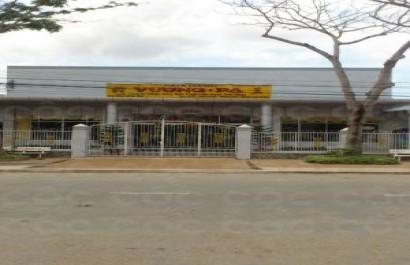 Nhà hàng Vương Pạ