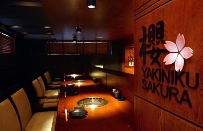 Nhà hàng Yakiniku Sakura