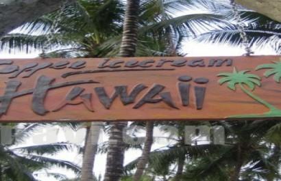 Cà phê Hawaii