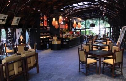 Cafe Trung Nguyên - Hội quán sáng tạo
