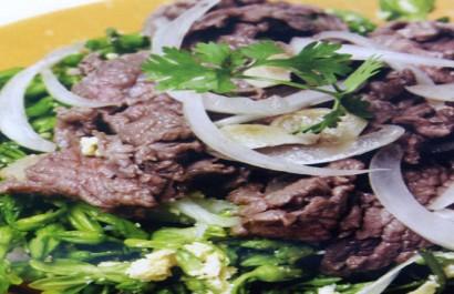 Thịt rừng Hoa Thiên Lý