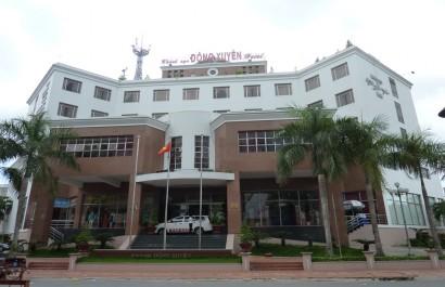 Nhà hàng khách sạn Đông Xuyên