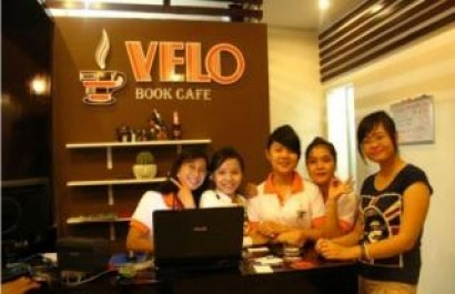 Velo - cafe sách