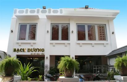 Nhà hàng La Taverne - Bạch Dương