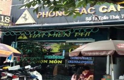 Phong Sắc Café