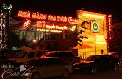 Nhà hàng Bia tươi Gentos