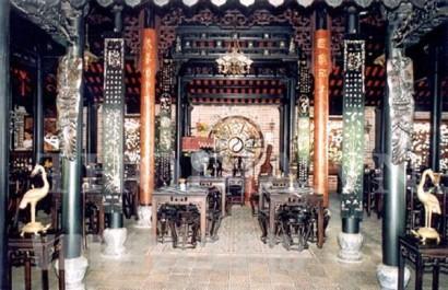 Nhà hàng cafe Tịnh Lâm Nhi