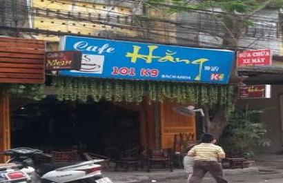 Cafe Hằng
