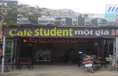 Student Coffee Một giá