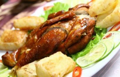 Nhà hàng Bình An