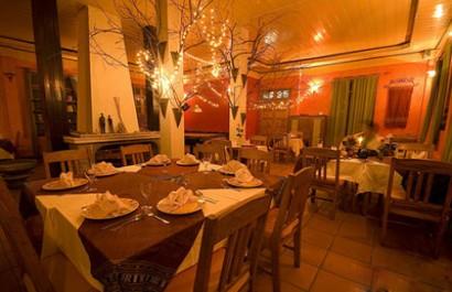 Nhà hàng Tắc kè (Grecko)