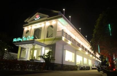 Nhà hàng tiệc cưới khách Sạn Thoại Sơn