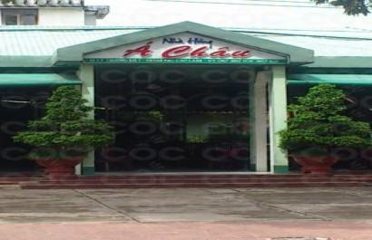 Nhà hàng Á Châu