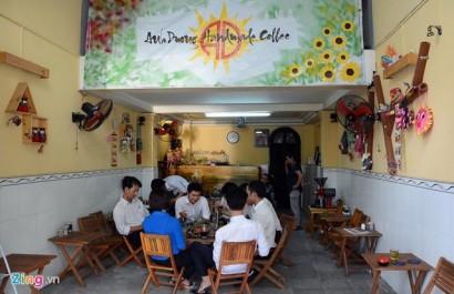 Ánh Dương Handmade coffee