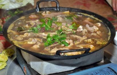 Nhà hàng Thắng cố A Quỳnh SaPa