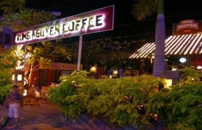 Nhà hàng Cà phê Trung Nguyên