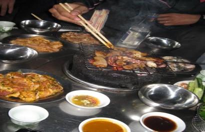 Nhắng nướng Đại Cồ Việt