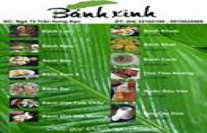 Bánh Xinh