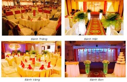 Nhà hàng tiệc cưới Honey Moon