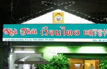 Nhà hàng Nhà Thái