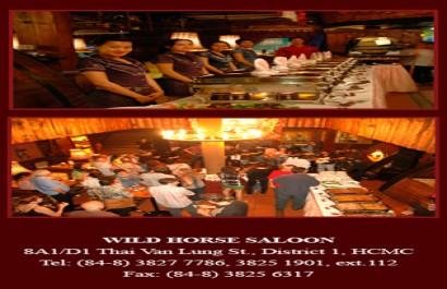Wild Horse Steakhouse