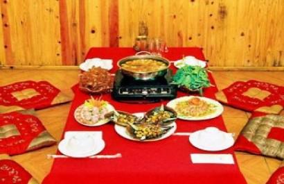 Nhà hàng Trúc Lâm Quán
