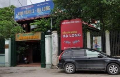 Xóm Vắng Hạ Long