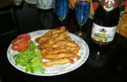 Nhà hàng Trúc Giang