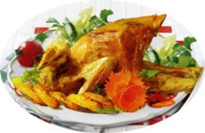 Nhà hàng Linh Hà Trung