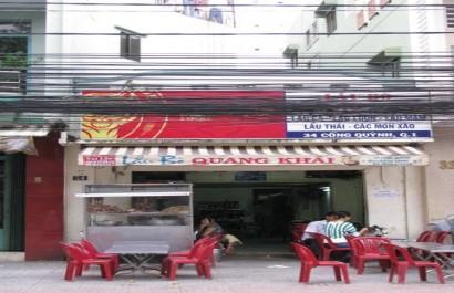 Lẩu bò Quang Khải