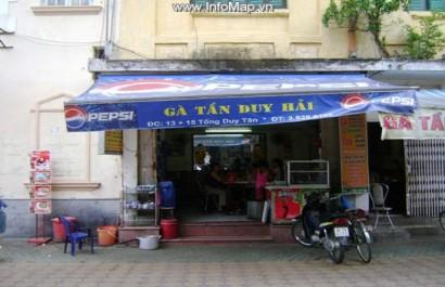 Nhà hàng gà tần Duy Hải