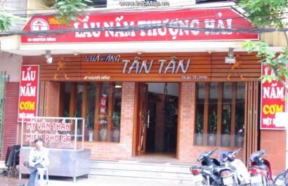 Nhà hàng Tân Tân - Lẩu nấm Thượng Hải