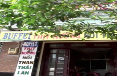 Buffer thịt nướng nồi than Thái Lan