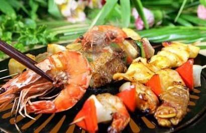 Nhà hàng hải sản Hoa Hoa