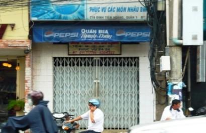 Quán bia Thanh Xuân