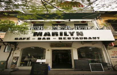 Marilyn Cà phê-Bar-Restaurant