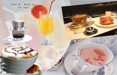 CAFE TÔM