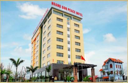 Khách sạn Hoàng Sơn Hòa Bình