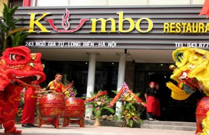 Nhà hàng Kumbo