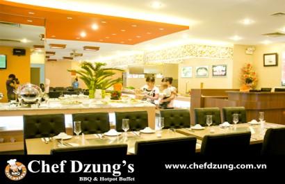Nhà hàng CHEF DZUNG'S
