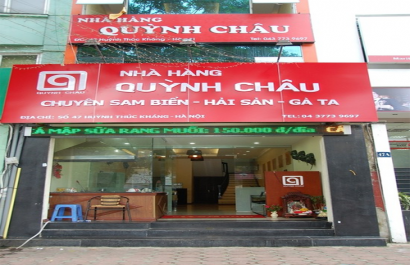 Nhà hàng Quỳnh Châu